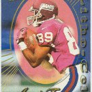 1996 Pacific Amani Toomer #69 Litho Football Card