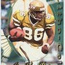1996 Pacific Alex Van Dyke #72 Litho Football Card