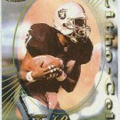 1996 Pacific Tim Brown #73 Litho Football Card