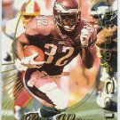 1996 Pacific Ricky Watters #78 Litho Football Card