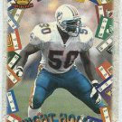 1996 Pacific Dwight Hollier #GT18 Game Time Football Card