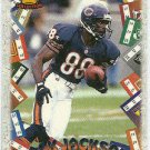 1996 Pacific Jack Jackson #GT37 Game Time Football Card