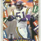1996 Pacific Ben Hanks #GT48 Game Time Football Card