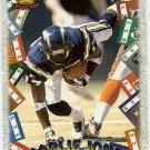 1996 Pacific Charlie Jones #GT57 Game Time Football Card