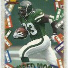 1996 Pacific Ronald Moore #GT81 Game Time Football Card