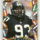 1996 Pacific Joel Steed #GT84 Game Time Football Card