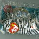 Blizz The White Tiger McDonalds TY Teenie Beanie Baby #10