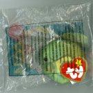 Coral The Fish McDonalds TY Teenie Beanie Baby #14