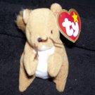 Nuts The Squirrel McDonalds TY Teenie Beanie Baby