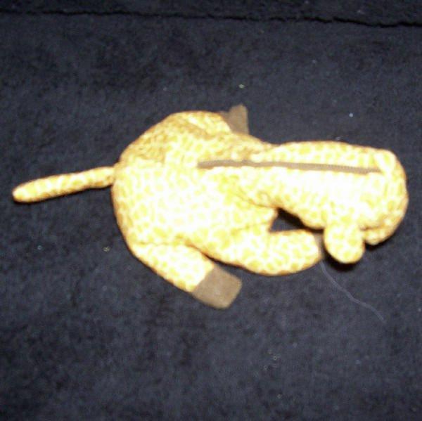 Twigs The Giraffe McDonalds TY Teenie Beanie Baby