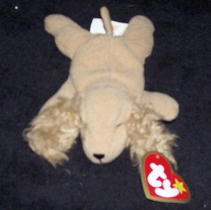 Spunky The Cocker Spaniel McDonalds TY Teenie Beanie Baby