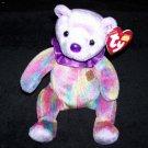 February The Bear TY Beanie Baby 2001 Retired