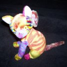 Kaleidoscope The Cat TY Beanie Baby Born June 24, 2000