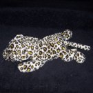 Freckles The Leopard TY Beanie Baby 1996 Retired