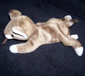 9060ababe2f Pounce The Brown Cat TY Beanie Baby 1997 Retired