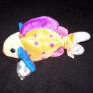TY Beanie Baby Lips The Fish Born March 15, 1999 Retired