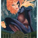 Marvel Metal #6 Jean Grey Silver Flasher Parallel Chase Card