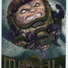 Marvel Metal #35 Modok Silver Flasher Parallel Chase Card