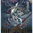 Marvel Metal #58 Dr. Strange Silver Flasher Parallel Card