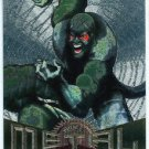 Marvel Metal #76 Scorpion Silver Flasher Parallel Chase Card