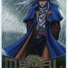 Marvel Metal #73 Judas Traveller Silver Flasher Parallel Card