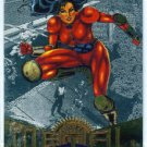 Marvel Metal #103 M Silver Flasher Parallel Chase Card