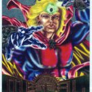 Marvel Metal #21 Warlock Silver Flasher Parallel Chase Card
