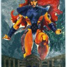 Marvel Metal #97 Jean Grey Silver Flasher Parallel Chase Card