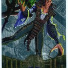 Marvel Metal #100 Lady Deathstrike Silver Flasher Chase Card