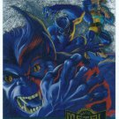 Marvel Metal #126 Beast Alternate M Silver Flasher Card