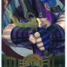 Marvel Metal #22 Hawkeye Silver Flasher Parallel Chase Card