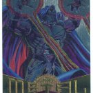Marvel Metal #45 Doom 2099 Silver Flasher Parallel Card