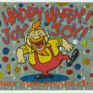 Ren and Stimpy 1993 #26 Sticker Puzzle Trading Card