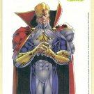 Savage Dragon 1997 #ST8 Sticker Chase Card Mighty Man