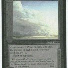 Middle Earth Clouds Rare Wizards Limited Black Border Game Card