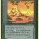 Middle Earth Lost In Dark-domains Wizards Rare Game Card