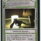 Star Wars CCG Blaster Premiere Limited LS Game Card Unplayed