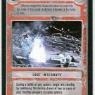 Star Wars CCG Combined Attack LS Premiere Limited Game Card Unplayed