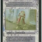 Star Wars CCG R4-E1 (Arfour-Eeone) Premiere LS Game Card Unplayed