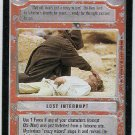 Star Wars CCG Old Ben Premiere Limited Game Card