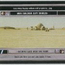 Star Wars CCG Tatooine Lars' Moisture Farm Light Side Card