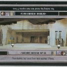 Star Wars CCG Tatooine Docking Bay 94 LS Game Card Unplayed