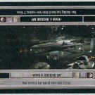 Star Wars CCG Yavin 4 Docking Bay LS Game Card Unplayed
