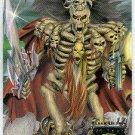 Skeleton Warriors Baron Dark Promo Trading Card