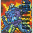 Marvel Masterpieces 1995 Emotion #3 Gold Foil Card Apocalypse