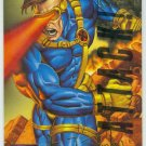 Marvel Masterpieces 1995 Emotion #24 Gold Foil Card Cyclops