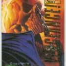 Marvel Masterpieces 1995 Emotion #37 Gold Foil Card Ghost Rider