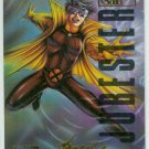 Marvel Masterpieces 1995 Emotion #59 Gold Foil Card Jubilee