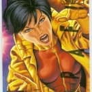 Marvel Masterpieces 1995 Emotion #60 Gold Foil Card Jubilee