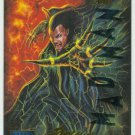 Marvel Masterpieces 1995 Emotion #66 Gold Foil Card Mandarin